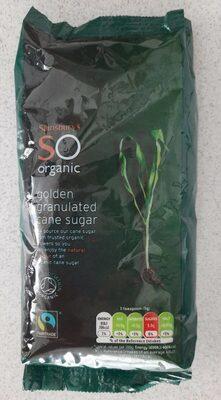 Golden Granulated Cane Sugar - Product - en