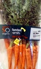 bunched carrots - Product