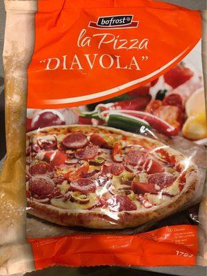 Pizza Diavola - Produkt