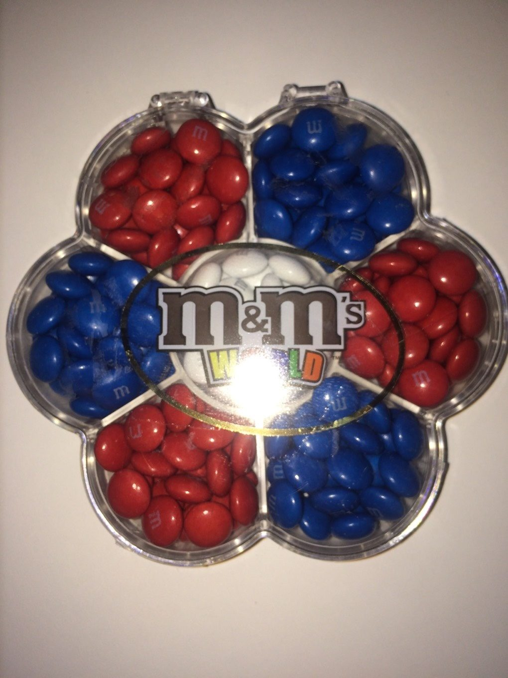 M&M's World : Flower - Produit - en
