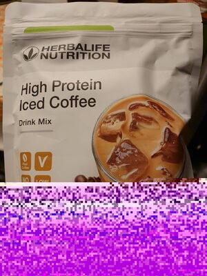 HIGH PROTEIN ICED COFFEE Herbalife - Product