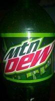 Mtn Dew - Prodotto - en