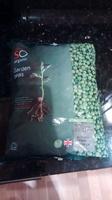 Sainsbury's Peas, SO Organic - Produit