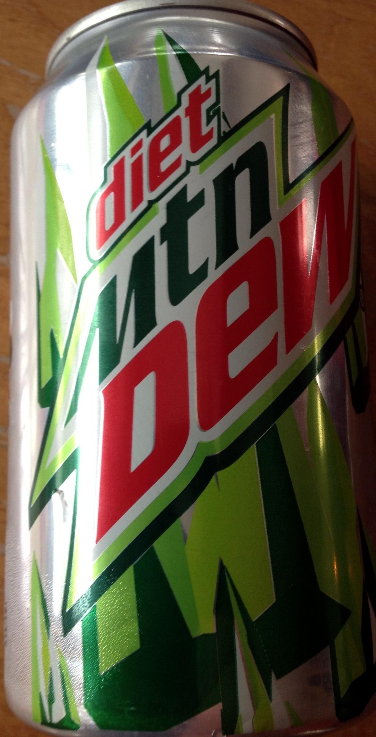 Diet Mtn Dew - Product - en
