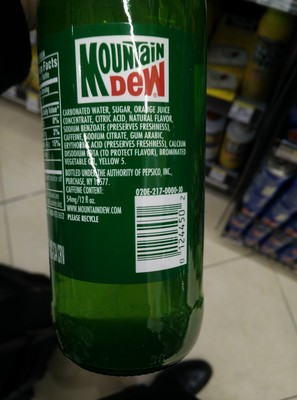 Mountain Dew - 1