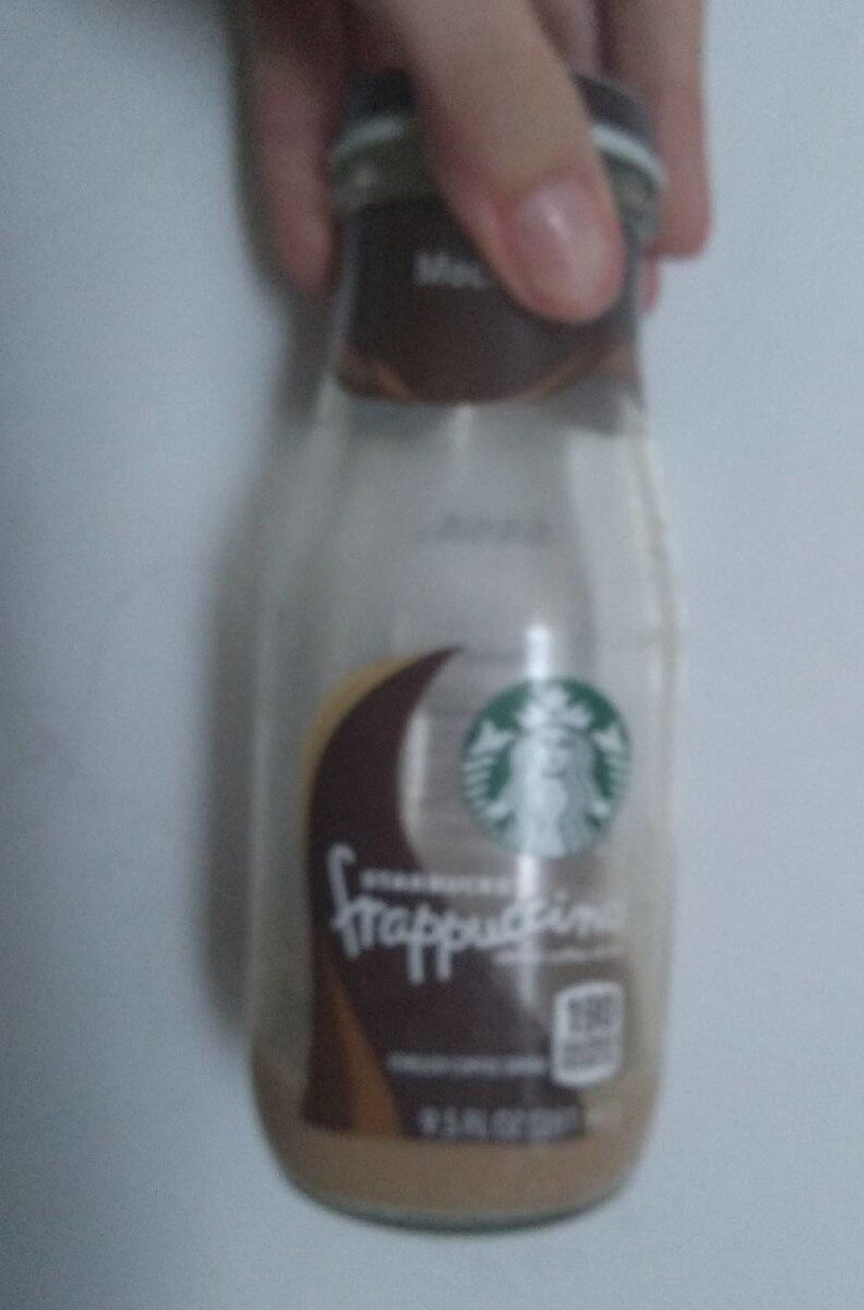Starbucks Frappuccino Mocha Chilled Coffee Drink - Product - fr