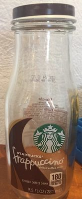 Starbucks Frappuccino Mocha Chilled Coffee Drink - Product