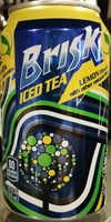 Iced tea lemon flavor - Product - en