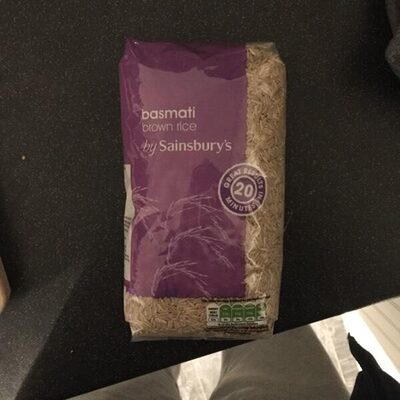 Basmati Brown Rice - Product