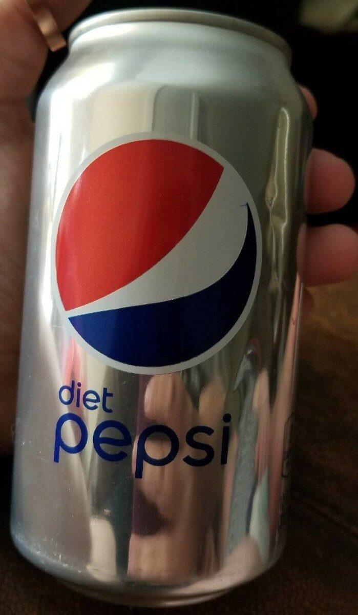 Diet Pepsi - Product - en