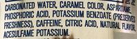 Diet Pepsi - Ingredients - en