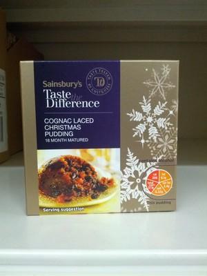 Christmas Pudding - 3