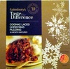 Cognac Laced Christmas Pudding - Producto