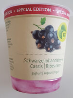 Cassis yogurt - Prodotto - fr