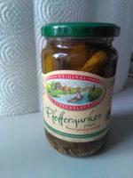 Pfeffergurken - Produit