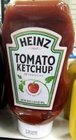 Tomato ketchup, tomato - Product - en