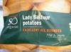 lady baffour potatoes - Produit