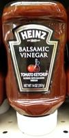 Balsamic Vinegar Tomato Ketchup - Produit - en