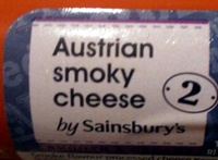 austrian smoky cheese - Produit - en