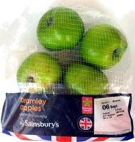 Bramley apples - Produit - en