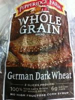German Dark Wheat - Product