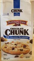 Chocolate Chunk - Product - fr