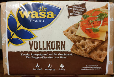 Wasa Vollkorn - Product