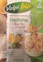 Coquillettes mais riz quinoa - Produit - fr