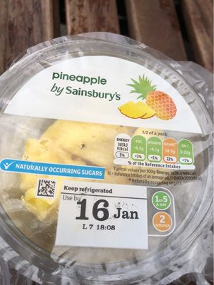 Pineapple - Product