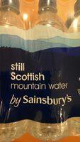 still scottish mountain water - Produit - en