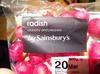 radish - Product