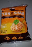 nouilles de blé instantanées asiatiques - Produit - fr