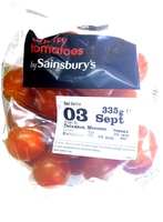 cherry tomatoes - Produit - en