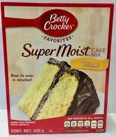 Harina para preparar pastel amarillo - Product