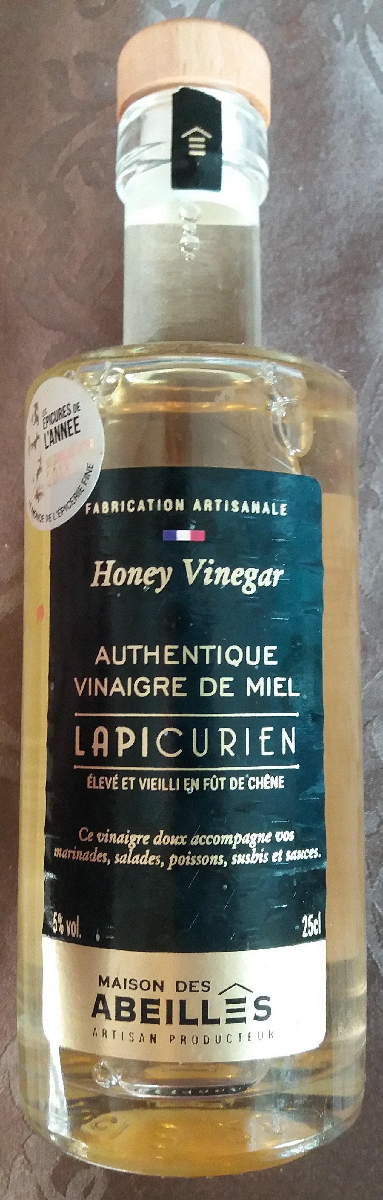 Authentique vinaigre de miel - Product - fr