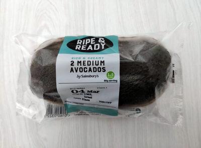 Ripe & ready medium avocados - Produit - en