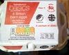 6 British barn eggs - Produkt