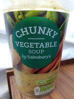 Chunky vegetable soup - Product - en