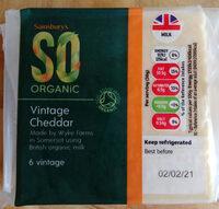 Vintage Cheddar - Product - en