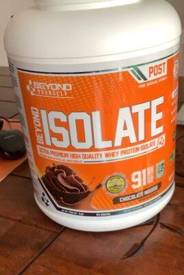 Proteine isolat de petit-lait haute qualité - Product - fr