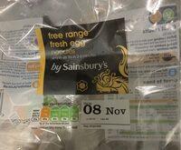 Free range fresh egg noodles - Product