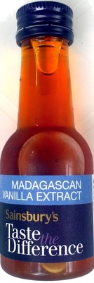 Madagascar Vanilla Extract - Product