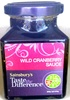 Wild Cranberry Sauce - Product