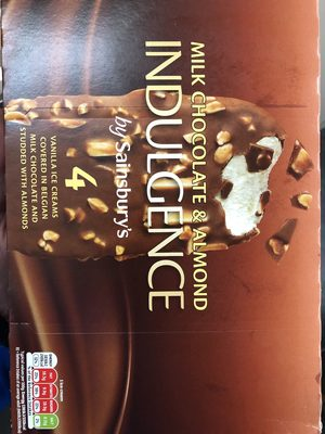 Milk Chocolate & Almond Indulgence - Product