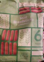 Mini bread sticks - Product