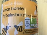 Clear honey - Produit - en