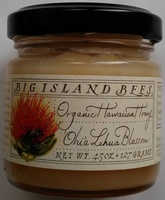 Organic Hawaiian Honey Ohi'a Lehua Blossom - Product