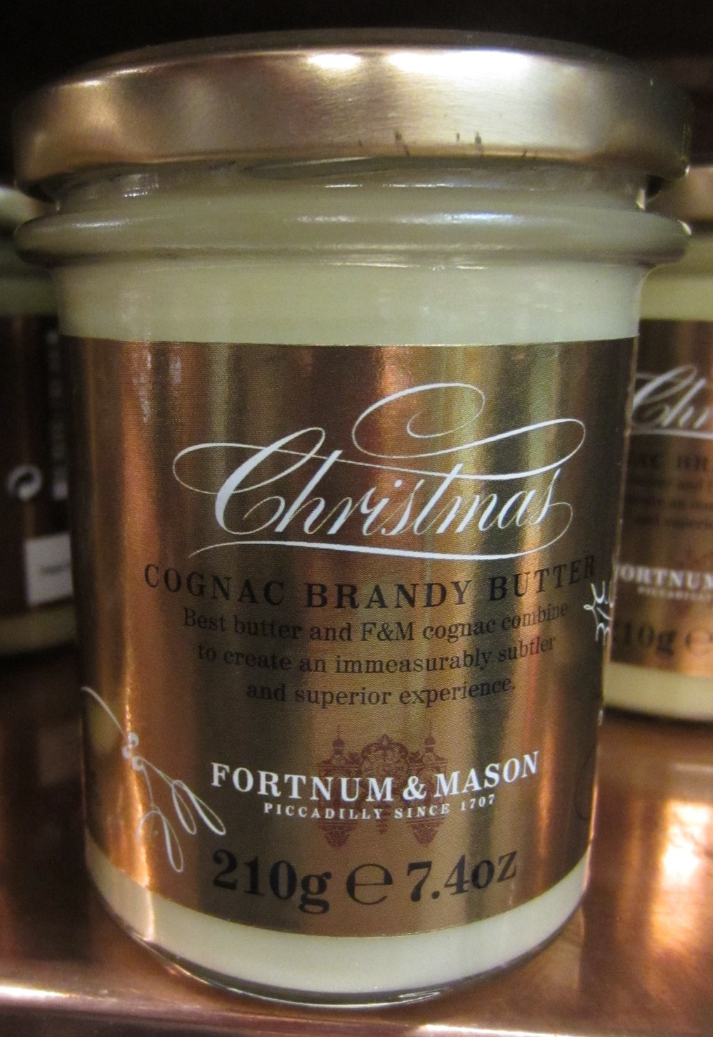 Christmas Cognac Butter - Product - en