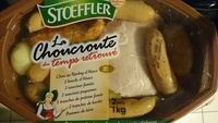 La Choucroute du temps retrouvé - Produit - fr