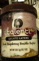 Black Raspberry Vanilla Parfait - Product